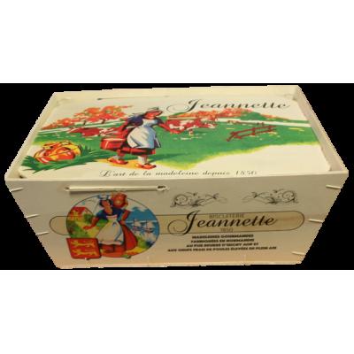 bourriche de Noël Coeur chocolat
