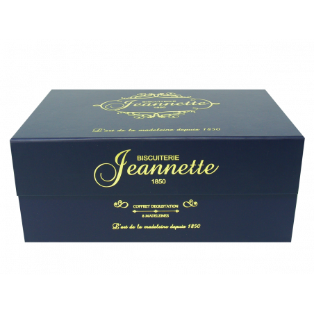 Coffret aimanté marine madeleine jeannette - 8 Madeleine